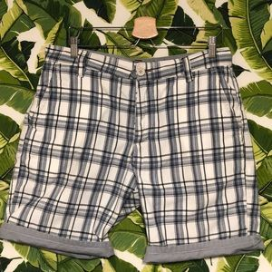 NWOT Howie Reversible Mens Shorts Size 34